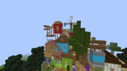 Hello Neighbor CUSTOM HOUSE Beta 3 Minecraft Project
