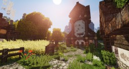 Medieval - Town of Oakhaven Minecraft Map & Project