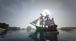 Thegide's Galleon Minecraft