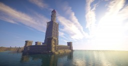 Alexandria Lighthouse Minecraft Map & Project