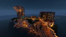 Ascension Island (WIP) Minecraft Project