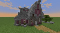 Same style houses / different sizes [Download] Minecraft Map & Project