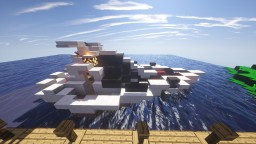 Motorboat/Small Yacht Minecraft Project