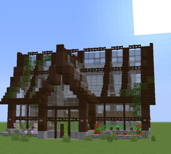 Craft The World House