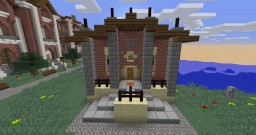 Small town building Minecraft Map & Project