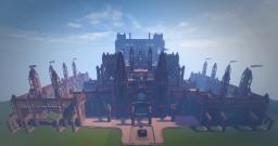 Team Quantum;Dark's Castle Minecraft Project