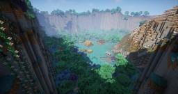 Les début d'une colonie en survie modé 1.12.2 Minecraft Map & Project