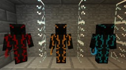 Armourer's Workshop - Tron Skins Minecraft Project