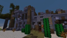 ♥мαηgℓє∂♥ King's Crumbling Desert Temple - Entry Minecraft Project