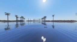 Sandy Atoll Map (Free Download) Minecraft Project