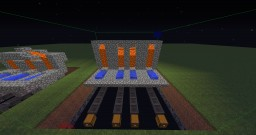 Quad Cobblestone Generator Minecraft Project