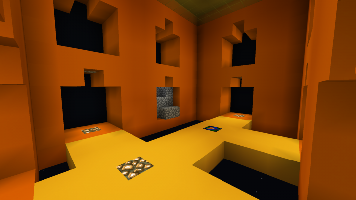 NEW! The Chaos Map inspired by Dancing Line. BETA, the map is not fully finished!