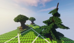 Giant Tree Repository Sneak Peak Minecraft