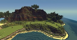 More Terrain? Minecraft Map & Project