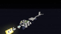 Parkour In Space Minecraft Project
