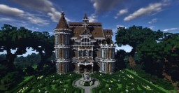 Victorian Mansion #2: Diamond Heart Minecraft