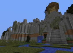 swamp hill fort for SkylanceTV Minecraft Project