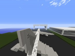 Airport Map (Update incoming) Minecraft Project