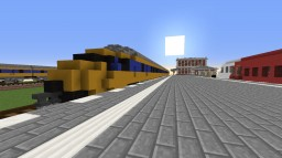 NS Intercity Next Generation V2 Minecraft Project