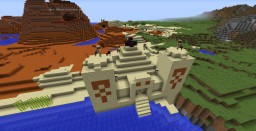 Pyramid Takeover Minecraft Project