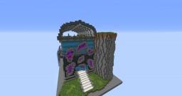 Futuristic Temple Minecraft Map & Project