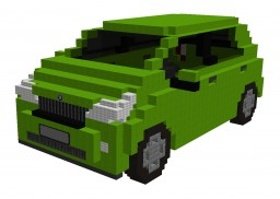 SKODA CITIGO Active 1.0 MPI 44kW (2011) Minecraft Project