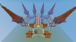 Castle spawn (IN PROGRESS) Minecraft Project