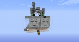 Ghast Spawner Minecraft Project