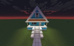 the amazing world of gumball!!! map wow!!! Minecraft Project