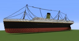 R.M.S. Parthinia Minecraft Map & Project