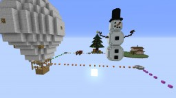 Christmas Parkour Map Minecraft Project