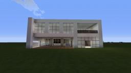Modern House 5 Minecraft Project
