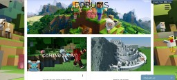ZICTOUSCRAFT SERVER COMING SOON Minecraft Project