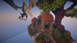 Skywars Spawn Minecraft Map & Project