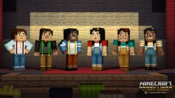 Not News But Minecraft Story Mode to feature customizable main character Minecraft Blog Post
