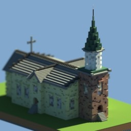 The Parish Minecraft