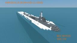 Diana Class Attack Submarine Minecraft Project