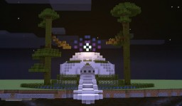 Temple of Liphirea ~ Monumental Temple Contest Entry Minecraft Map & Project