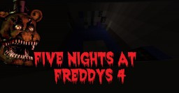 Five Nights At Freddys 4 Map 1.8 Minecraft Project