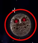 Minecraft Lunar Moon (Scary Encounter)!!! Minecraft Blog Post