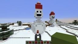 Grinches Eve Minecraft Project