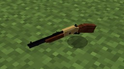 Winchester bow to gun Minecraft Texture Pack