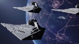 Imperial-II Class Star Destroyer Minecraft