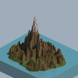 Tortara Island Minecraft Project