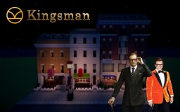 Kingsman | Tailor Shop Minecraft Project