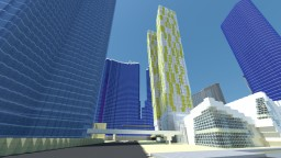 Las vegas City Center - Las vegas project Minecraft Map & Project