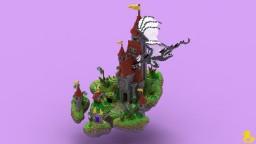 LeDraginia Lobby Minecraft Project