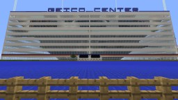 Geico Center Minecraft Map & Project