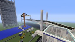 Washington Bridge Minecraft Project