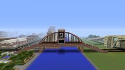 Easton Sound Bridge Minecraft Project